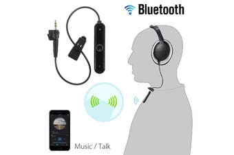 【Free Shipping + Flash Deal】Bluetooth Wireless Adapter Receiver Mic Cable For Bose AE2 AE2i AE2w Headphones