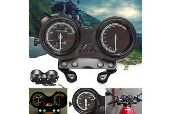 Motorcycle Speedo Speedometer Gauge Tachometer Complete Clocks For YAMAHA YBR 125 YBR125