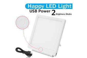 SAD Phototherapy Light 10000 LUX Bionic Daylight Affective Disorder USB LED Lamp(USB 2Model)