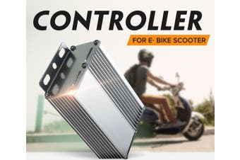 Brushless Controller For E- bike Scooter with/without Hall Sensor 36V/48V 350W