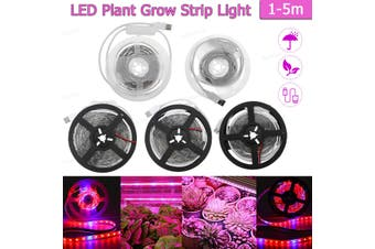 USB LED Grow Light Strip Full Spectrum SMD 5050 LED Indoor Plant Growing Lamp