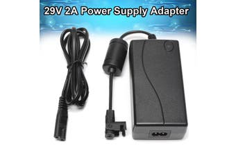 29V 2A AC/DC 2PIN Power Supply Adapter with Cable For Many Electric Recliner Sofas