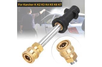 Jet Wash Quick Release female Conversion Fitting For Karcher K K2 K3 K4 K5 K6 K7