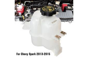 Coolant Radiator Reservoir Tank Bottle + Cap For Chevy Spark 2013-2015 / = //