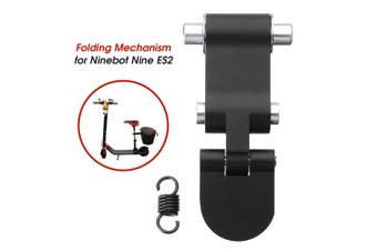 1Pcs Folding Mechanism for Ninebot Nine ES2 Scooter Assembly Repair Replacement