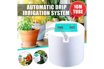Automatic Drip Irrigation System Micro Timer Home Sprinkler Garden Watering NEW(regular version Non-solar watering equipment)