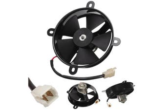6'' Inch 150c 200cc Electric Cooling Fan Dia Radiator For Quad Dirt Bike