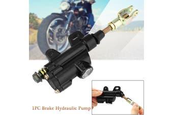 Rear Hydraulic Foot Brake Master Cylinder Pump for Motorcycle Dirt Pit Bike ATV