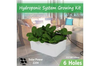 Solar Energy Soilless vegetable growing equipment indoor balcony plants vegetable artifact(Solar Energy)