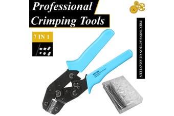 282638950198 900pcs JST-XH 2.54mm Connectors Assortment Kit Crimping Tool Crimper Plier Set