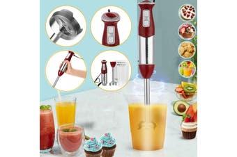 Sokany 220V 700W Electric Stick Hand Blender Mixer Whisk Baby Food Fruit Grinder Juicer Baby Food Supplement(2 in 1)
