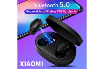Xia0mi 2pcs Redmi AirDots Wireless TWS bluetooth Earphone Active Earbuds Headset(Upgraded version)
