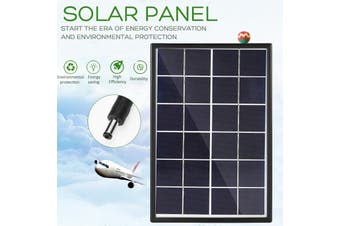 【Tool Home】6V 6W Polycrystalline Solar Panel System DIY Camping Battery Cell Charger Module