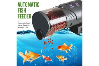 Fish Tank Automatic Feeders Food Feeder Pond Tank Home Aquarium Automatic Clock Timer Pet Accessories