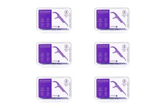 300pcs Xiaomi Soocare Professional Dental Flosser Ergonomic Design FDA Testing Food Grade