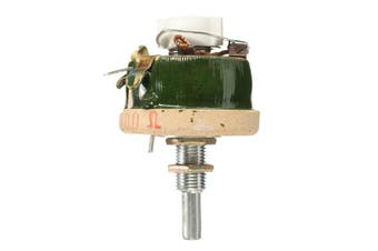 25W 300 OHM High Power Wirewound Potentiometer Rheostat Adjustable Resistor(1)