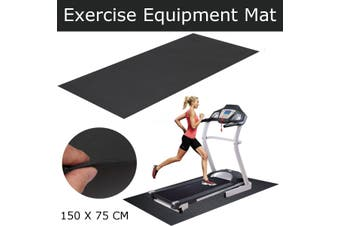 Treadmill mat Exercise Mat Gym Run Fitness Equipment Go Fit for Treadmill Bike Floor Protect