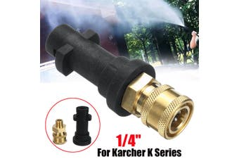 """1/4"""" Quick-Connect adapters For S10 Karcher K series Washer Cleaning Machine"""