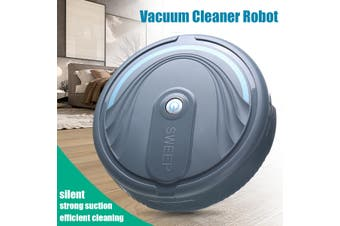 Automatic Strong Suction Sweeper Smart Clean Robot Vacuum Cleaner