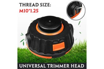 Universal Trimmer Head Strimmer Line P25 M10*1.25 Fits for Flymo McCulloch Parts