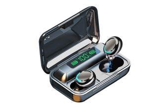IPX7 TWS Bluetooth 5.0 Wireless headset Earphones Earbuds 4600mAh Waterproof AU