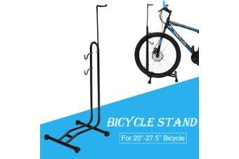 Bicycle L-Shape Floor Bike Rack Parking Display Stand Coated Steel Repair Holder