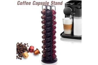 40 Pods Coffee Pods Holder For Nespresso Capsule Dispenser Storage Rack Stand