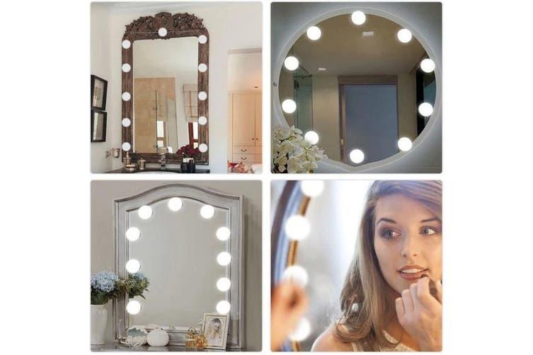 Bulbs Vanity Light Makeup, What Bulbs For Makeup Mirror