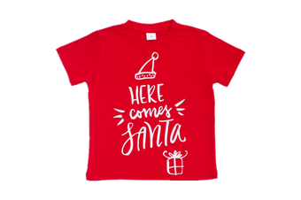 New Funny Unisex Xmas Christmas T shirt Tee Adult Kids Mens Womens Boys Santa - Merry Christmas - 0