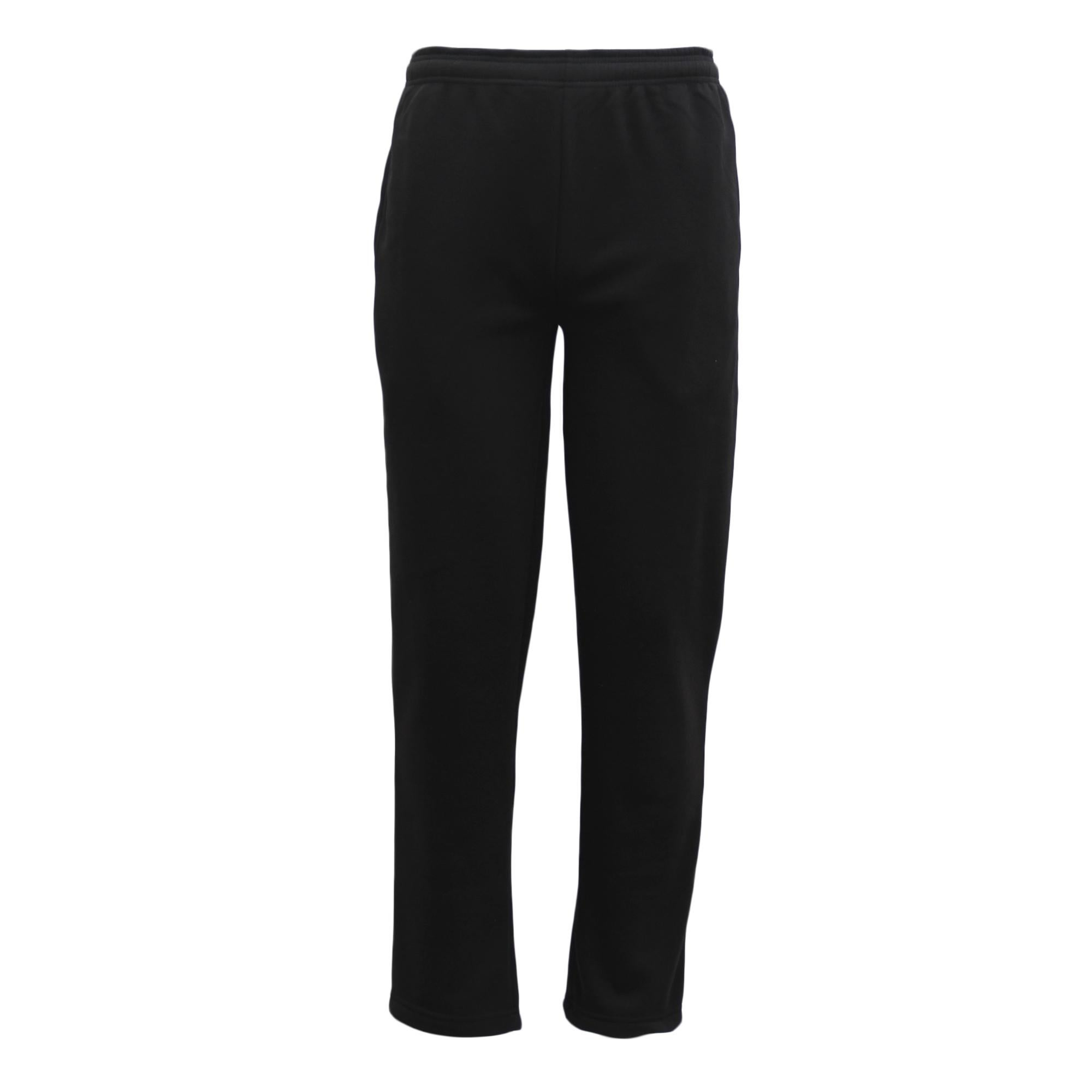 Womens Ladies Fleece Lined Slim Cuffed Hem Trousers Track Pants Jogger Trackies