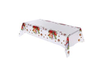 New Christmas Branch Table Cover Cloth Wedding Xmas Dinner Party Home Decoration - Bell