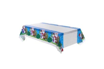 New Christmas Branch Table Cover Cloth Wedding Xmas Dinner Party Home Decoration - Santa