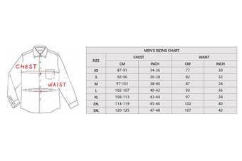 Men's Women's Thick Two Tone Sherpa Fur Fleece Zip Up Hoodie Jacket Coat Sweater - Navy (Size:M)