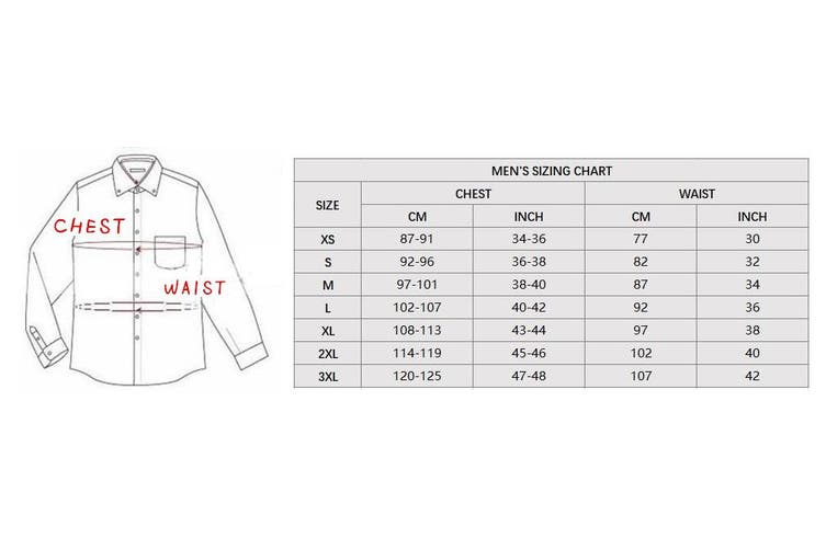 Hi Vis Safety Zip Vest w Refelective Tape Pocket Night Cool Dry Workwear Jacket - Orange (Size:XL)