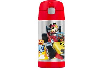Thermos Funtainer Drink Bottle 355ml - Disney Mickey Mouse