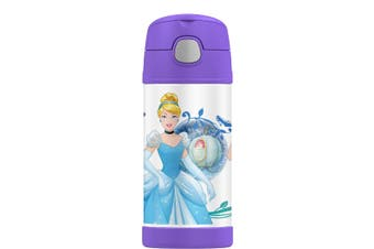 Thermos Funtainer Drink Bottle 335ml Disney Princess