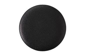 Maxwell & Williams Caviar Round Platter 36cm Black