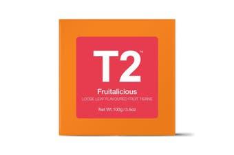 T2 Loose Tea - Fruitalicious 100g O/B