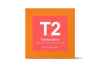 T2 Gift Cube - Twinkle Berry 100g Gift Cube