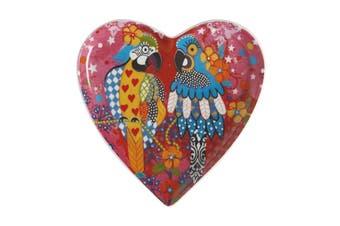 Maxwell & Williams Love Hearts Heart Plate 15.5cm Araras Gift Boxed