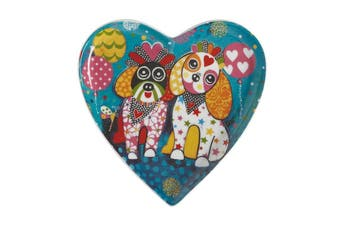 Maxwell & Williams Love Hearts Heart Plate 15.5cm Oodles Of Love