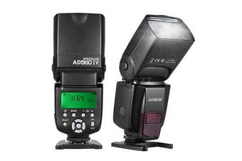 Wireless Flash Speedlite Speedlight for YONGNUO 560IV Canon Nikon A7 Camera