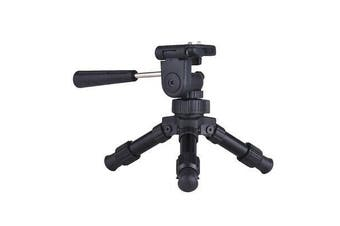 Mini folding tripod,Travel Tabletop Camera Tripod 23cm with 360°Pan Tilt Head