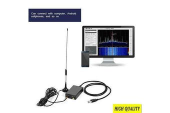 RTL.SDR USB Tuner Receiver R820T+8232 100KHz-1.7GHz Full Band UV HF AU STOCK