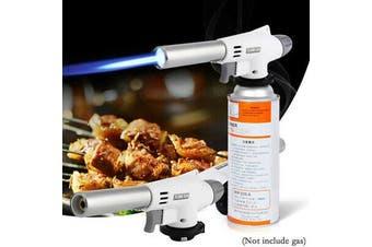 Flame Gun Welding Gas Torch Lighter Heating Ignition Butane For BBQ Camping