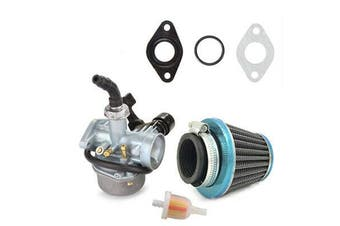 Motocycle Carb Carburetor PZ19 Air Filter 50cc 70cc 90cc 110cc ATV Quad Dirt