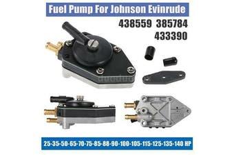 Fuel Pump 438559 385784 433390 For Johnson Evinrude 35-50-65-70-75-85-88 HP