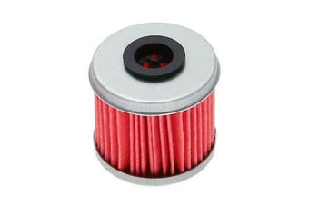 1x Oil Filter For Honda CRF250X CRF450R CRF450X Motorcycle (Fits: Honda) T1U1