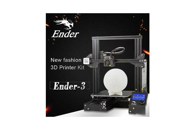 Creality 3D UV Resin 3D Printer Ender-3/Ender-5/CR-10S 220*220*250 300*300*400mm[Ender-3,220*220*250mm,Creality 3D]