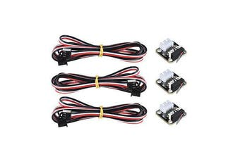 3*Limit Switches Plug Control CR-10 Accessories ENDSTOP Motion Collision Switch